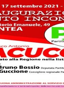 IACUCCI (PD) Appuntamenti ad Amantea e Aiello Calabro