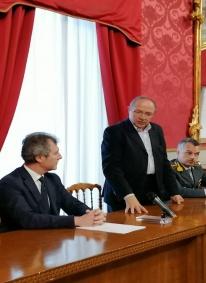 La Provincia di Cosenza dona immobile per la nuova sede della Guardia di Finanza di Paola