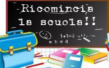 Lettera di saluto alla comunita' scolastica per il primo giorno di scuola
