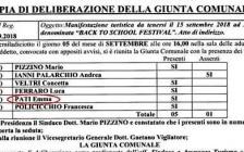 """Francesca Menichino, Emma Pati  e la """"Back to school festival"""""""