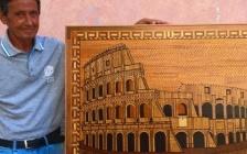 Amantea è ancora  la patria degli artisti del mosaico