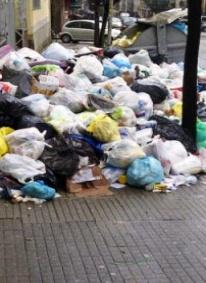 E' arrivato il 2019, l'anno terribile per i rifiuti. Grazie Oliverio.
