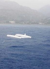 La Guardia Costiera salva tre velisti al largo di Cetraro