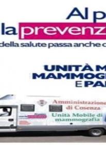 Amantea è sempre l'ultima nei servizi sanitari. Nemmeno il camper per le mammografie!