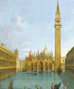 Venezia. L'acqua alta è un fenomeno antico